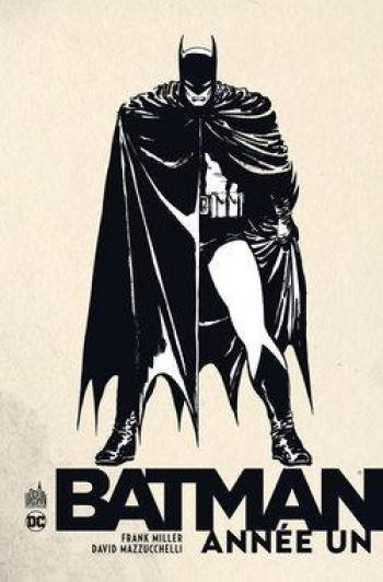 Couverture de l'album Batman - Année Un (One-shot)