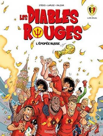 Couverture de l'album Les Diables Rouges - 6. L'Épopée russe