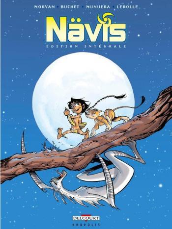 Couverture de l'album Nävis - INT. Intégrale tomes 1 à 5