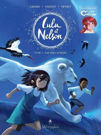 Couverture de l'album Lulu et Nelson - 1. Cap sur l'Afrique