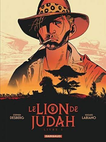 Couverture de l'album Le Lion de Judah - 1. Tome 1