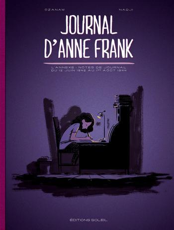 Couverture de l'album Journal d'Anne Frank (Zelig / Scelsi) (One-shot)