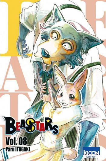 Couverture de l'album Beastars - 8. Tome 8