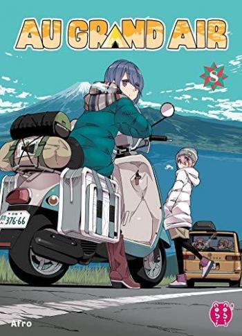 Couverture de l'album Au Grand Air - 8. Combien de jours avant Izu ?