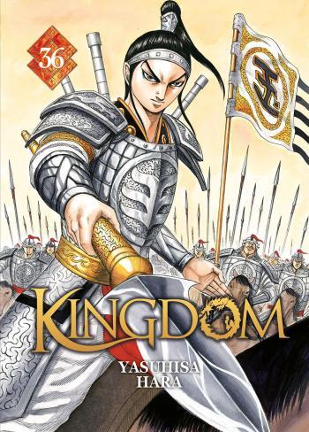 Couverture de l'album Kingdom - 36. Quand les talents s'agrègent...