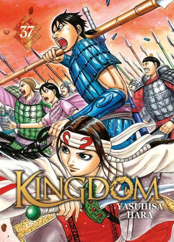 Couverture de l'album Kingdom - 37. La lance au bout de laquelle tout se joue.