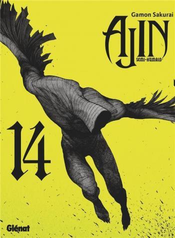 Couverture de l'album Ajin - Semi humain - 14. Tome 14