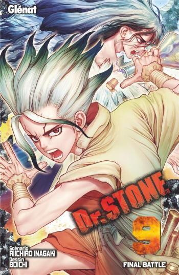 Couverture de l'album Dr. Stone - 9. Final Battle
