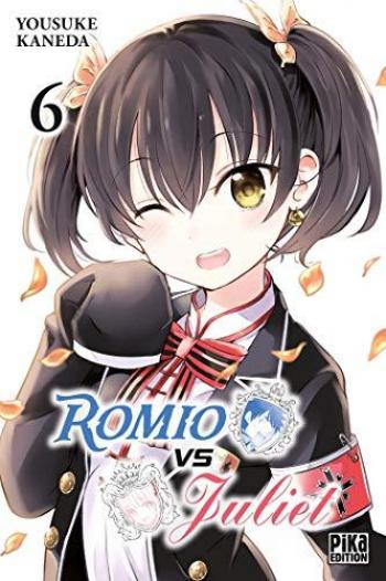 Couverture de l'album Romio vs Juliet - 6. tome 6