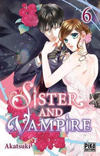 Couverture de l'album Sister and Vampire - 6. tome 6
