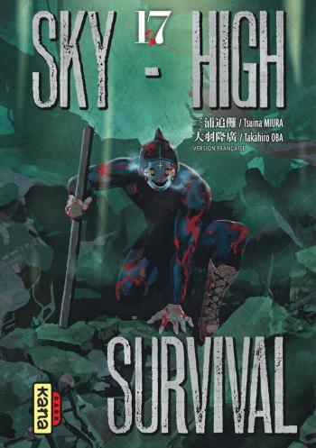 Couverture de l'album Sky-High Survival - 17. Tome 17