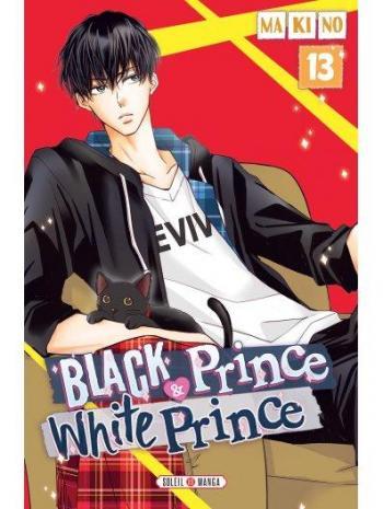 Couverture de l'album Black Prince & White Prince - 13. tome 13