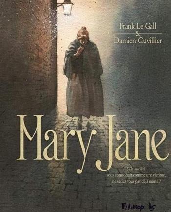 Couverture de l'album Mary Jane (One-shot)