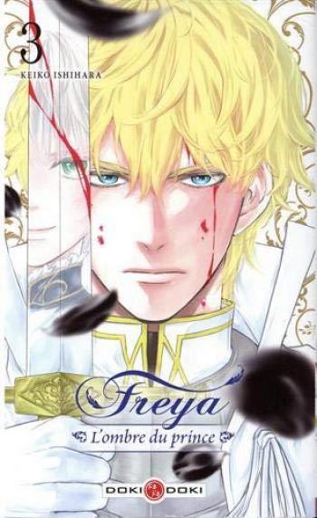 Couverture de l'album Freya - L'Ombre du prince - 3. tome 3