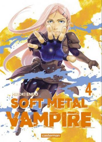 Couverture de l'album Soft Metal Vampire - 4. tome 4