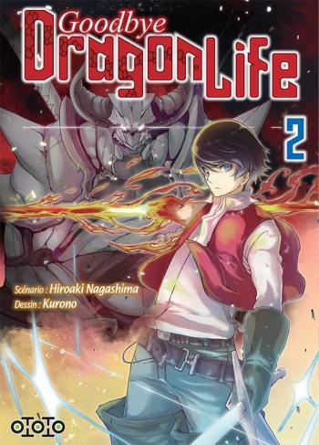 Couverture de l'album Goodbye Dragon Life - 2. tome 2