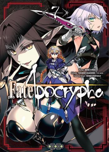 Couverture de l'album Fate - Apocrypha - 7. tome 7
