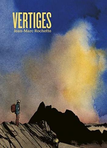 Couverture de l'album Vertiges (One-shot)