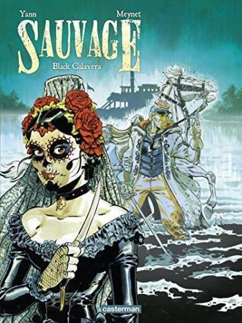 Couverture de l'album Sauvage - 5. Black Calavera