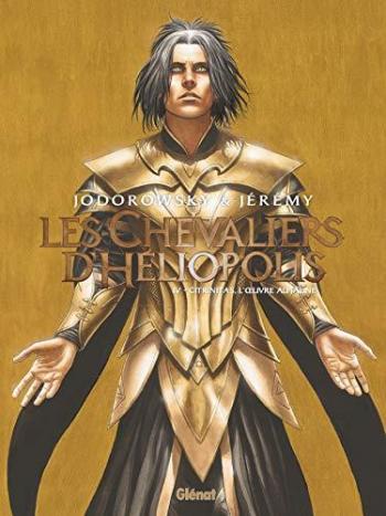 Couverture de l'album Les Chevaliers d'Héliopolis - 4. Citrinitas, l'oeuvre au jaune