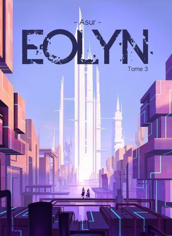Couverture de l'album Eolyn - 3. Tome 3