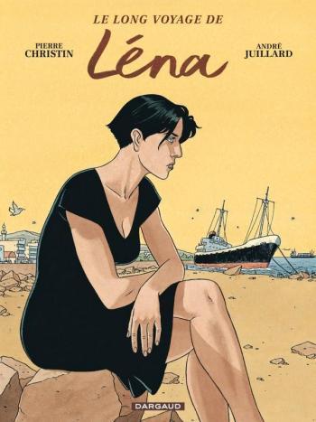 Couverture de l'album Léna - 1. Le Long voyage de Léna