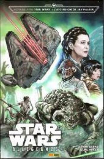 Couverture de l'album Star Wars - Allégeance (One-shot)