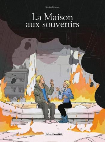 Couverture de l'album La maison aux souvenirs (One-shot)