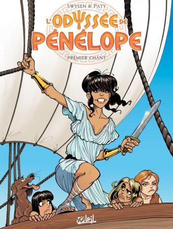 Couverture de l'album Odyssée de Pénélope - 1. Premier chant