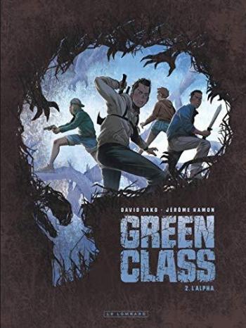 Couverture de l'album Green Class - 2. L'Alpha