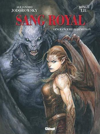 Couverture de l'album Sang royal - 4. Vengeance et rédemption