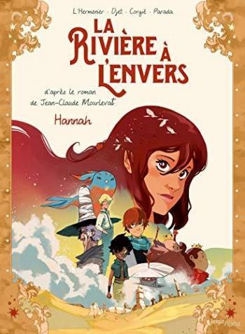 Couverture de l'album La Rivière à l'envers - 2. Hannah