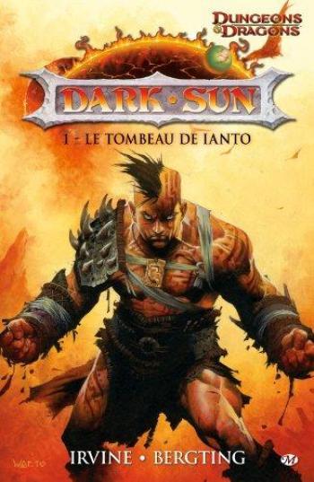 Couverture de l'album Dark Sun - 1. Le Tombeau de Ianto