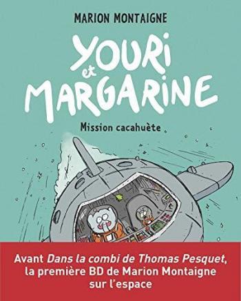 Couverture de l'album Youri et Margarine - 2. Mission cacahuète