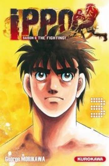 Couverture de l'album Ippo - Saison 6 - The Fighting ! - 3. Tome 3