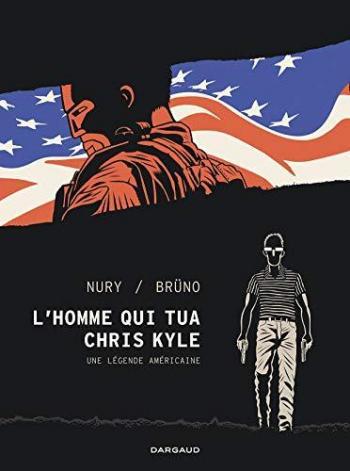 Couverture de l'album L'homme qui tua Chris Kyle (One-shot)