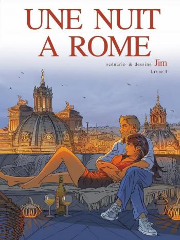 Couverture de l'album Une nuit à Rome - 4. Livre 4