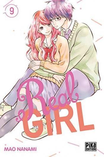 Couverture de l'album Real Girl - 9. tome 9
