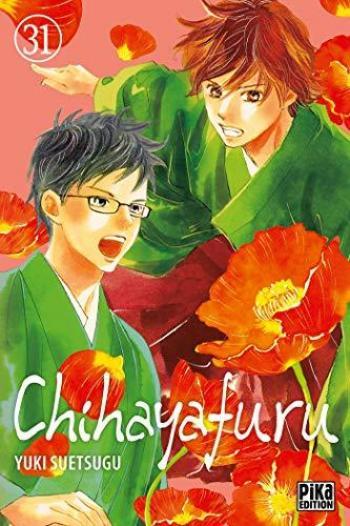 Couverture de l'album Chihayafuru - 31. tome 31