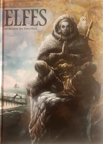 Couverture de l'album Elfes - 6. La mission des Elfes bleus
