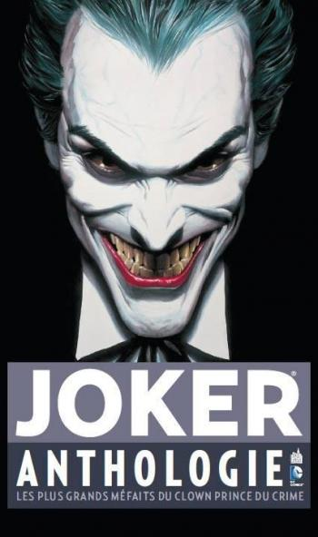 Couverture de l'album Joker Anthologie (One-shot)