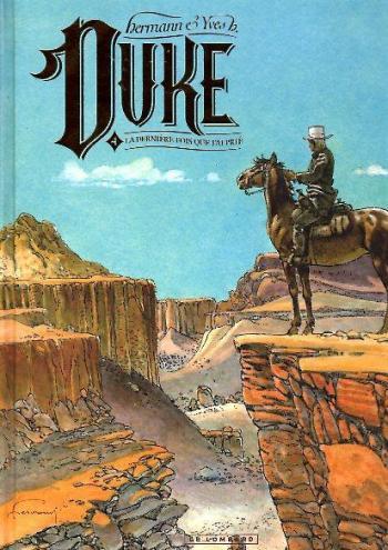 Couverture de l'album Duke - 4. La Dernière fois que j'ai prié