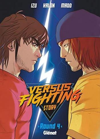 Couverture de l'album Versus Fighting Story - 4. tome 4