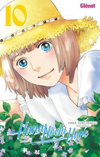 Couverture de l'album Hana Nochi Hare - 10. tome10