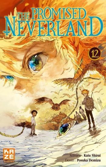 Couverture de l'album The Promised Neverland - 12. Le son du commencement