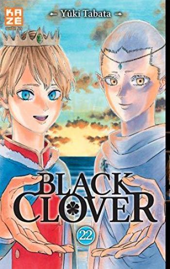 Couverture de l'album Black Clover - 22. tome 22