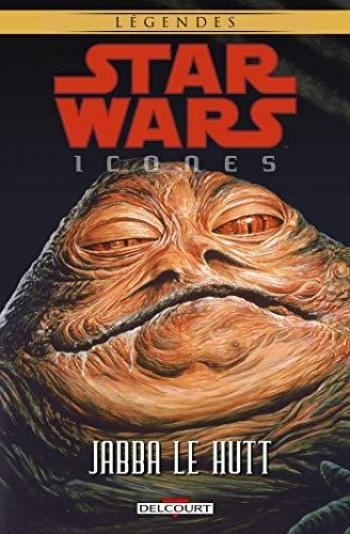 Couverture de l'album Star Wars - Icones - 10. Jabba Le Hutt