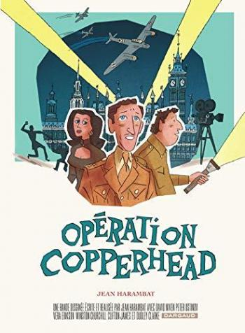 Couverture de l'album Opération Copperhead (One-shot)