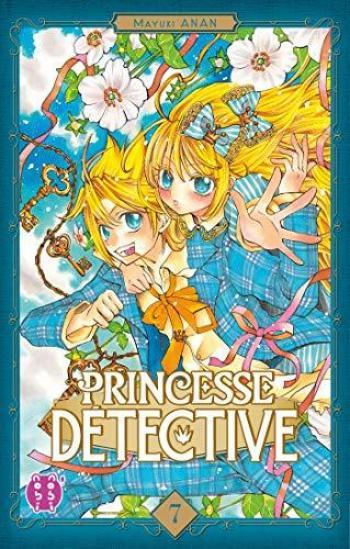 Couverture de l'album Princesse Détective - 7. Tome 7