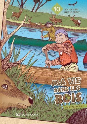 Couverture de l'album Ma vie dans les bois - 10. La fin n'est que le début